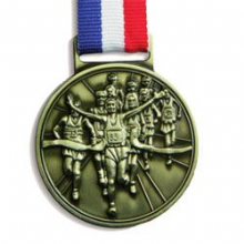 50mm Running Medal